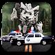 US Army War Robots Car Transform: Robot Games