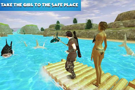 Raft Ocean Survival - náhled