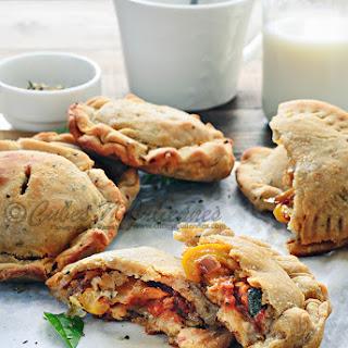 Whole Wheat Pizza Pockets Recipe