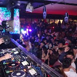 ELEKTRO nightlife in Taipei in Taipei, T'ai-pei county, Taiwan