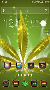 Weed reggae téma - náhled