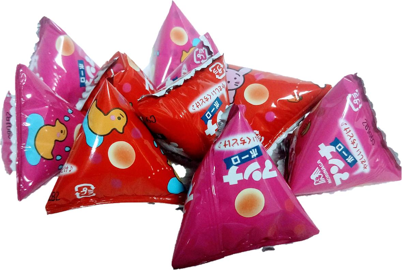 ▼ 森永嬰兒蛋酥 - 內裝小袋