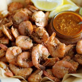 Drunken Spicy Shameless Shrimp