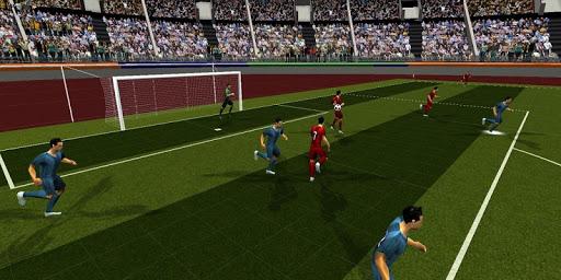 Playing Football 2020 android2mod screenshots 5