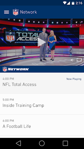 NFL screenshot 6