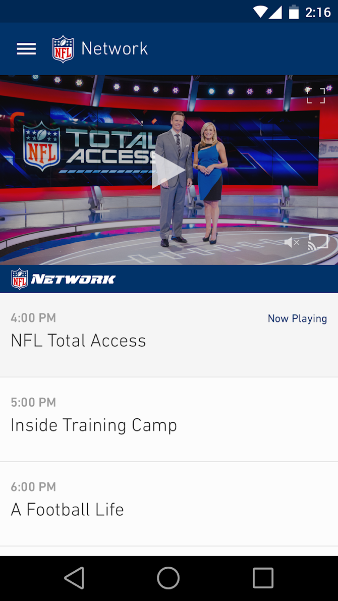 NFL Mobile Android 5