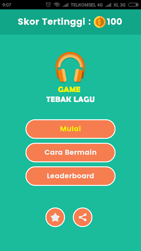 Game Tebak Lagu 1.1.17 screenshots 1