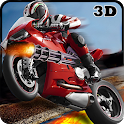 Louco Moto Racer Road Warrior icon