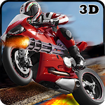 Crazy Moto Racer Road Warrior 1.0.1 Apk