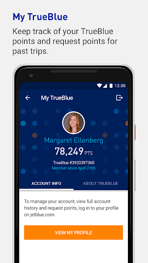 JetBlue - Book & manage trips 4.16.1 screenshots 7