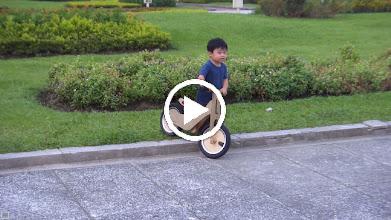 Video: 不滑車的時候 花樣更多... 非常忙碌