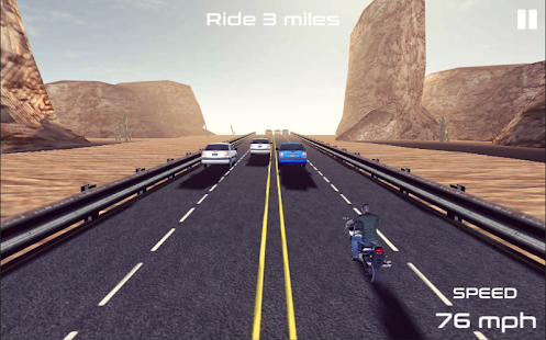 Moto Highway Racing- screenshot thumbnail