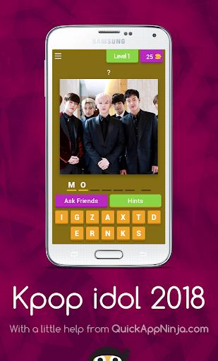 Kpop Idol 2018  captures d'écran 1