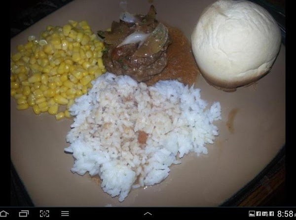 Serve with potatoes, noodles, or rice with buttered corn and a fresh tossed salad....