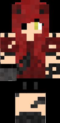 Foxy Nova Skin - Foxy skins fur minecraft