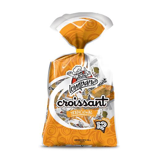 pan lompane croissant tradicional 12und