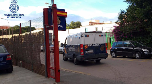 Detienen en Almería a un varón buscado en Rumanía por un apuñalamiento
