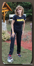 Photo: Love my HOPE shirt! #Wewearlivestrong for HOPE! #ThisFightIsPersonal #LIVESTRONG #TEAMNANNY #FightLikeHell http://lvstr.ng/1oguPxL