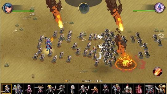 Miragine War Mod Apk (Unlimited Crystals) 4