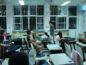 Photo: 20110913頭份(二)一招半式學吉他 003