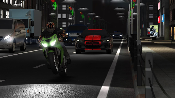Racing Fever: Moto Screenshot Image