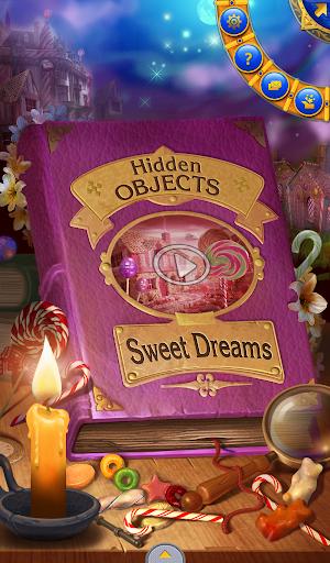 Hidden Objects Sweet Dreams