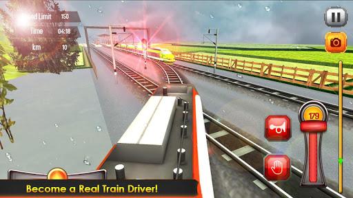 Subway Train Racing 3D 2019 ss3