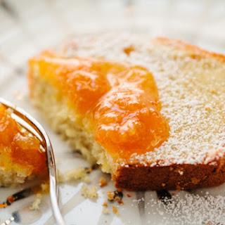 Fresh Ginger-lemon Cake