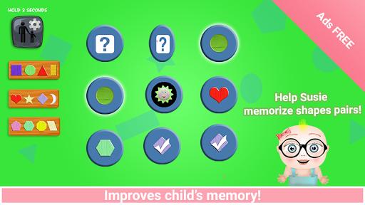 Kids Learn Shapes - Preschooler Education Game 1.0.20 screenshots 2