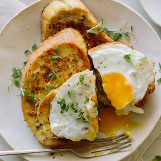 Savory Herb French Toast.