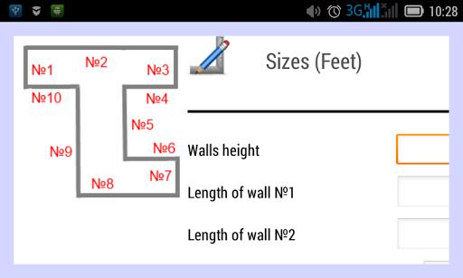 Construction Calculator M2google Playsoftwares