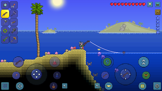Terraria Mod Apk (Unlimited Items) 1.3.0.7.8.1 for Android 4