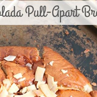 Pina Colada Pull-Apart Bread