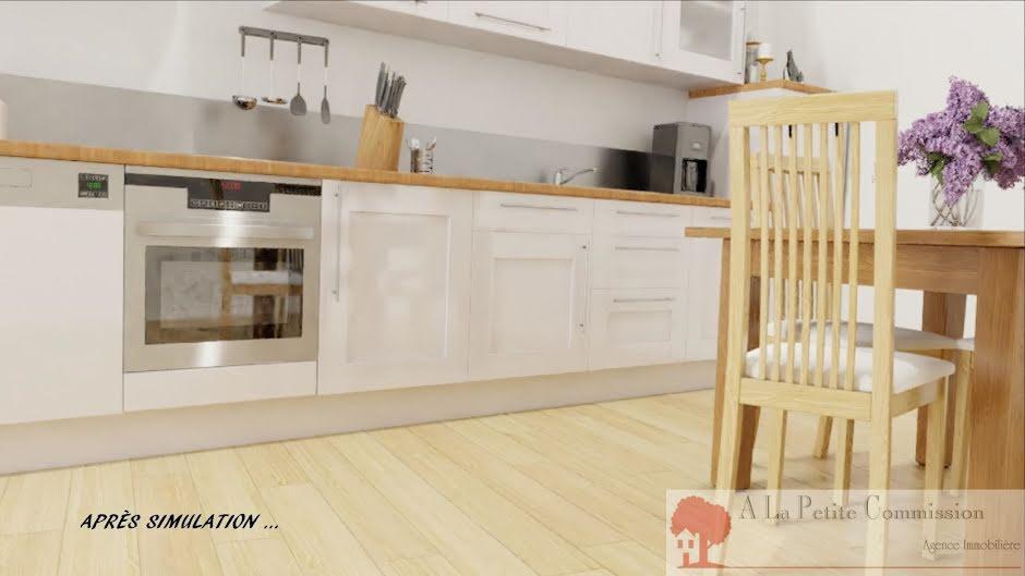 Vente maison 3 pièces 65 m² à Olle (28120), 105 000 €