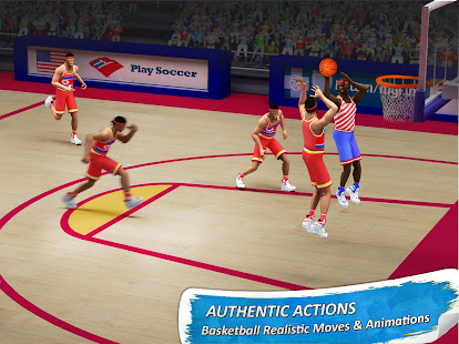 Game Play Basketball Slam Dunks APK for Windows Phone