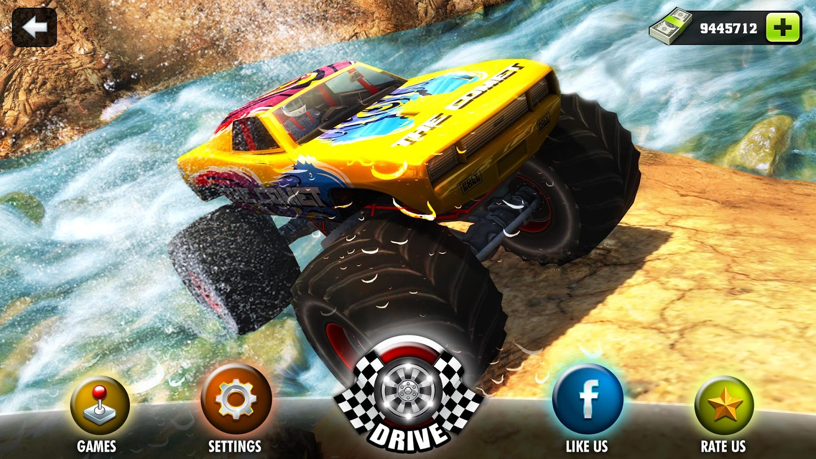 off road monster truck derby android apps on google play
