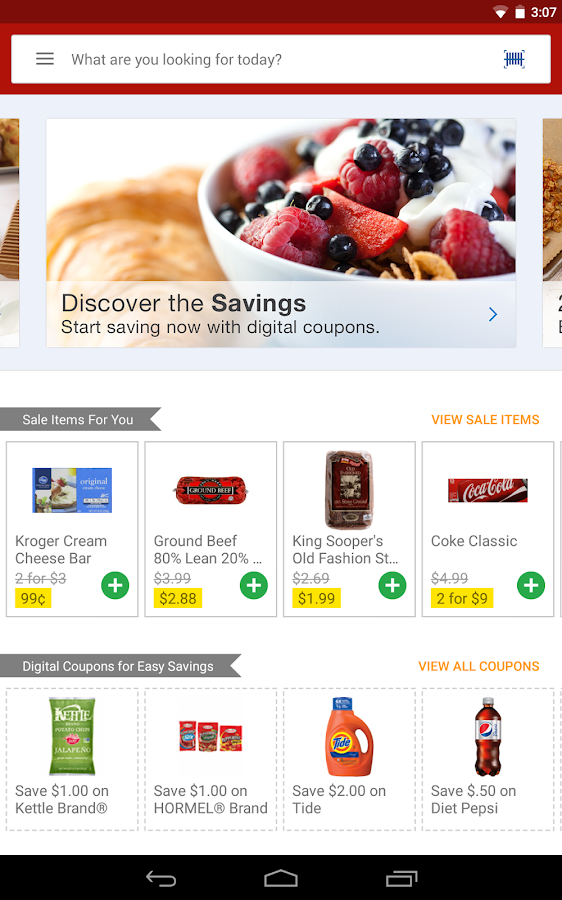 Food 4 Less- screenshot