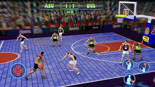 Fanatical PRO Basketball 2020: World Dunkers Mania 1.0.5 screenshots 2