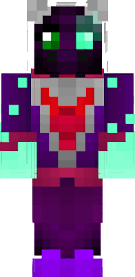 With this skin, you can give other players a bad time, dragon-style.