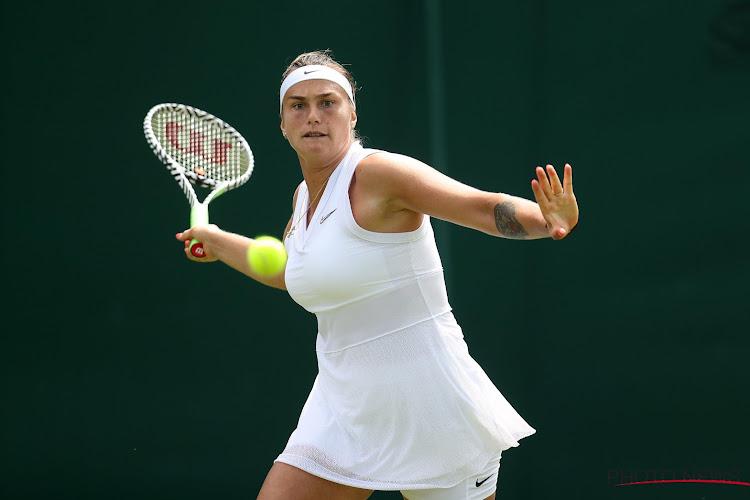 Aryna Sabalenka stoomt door naar de derde ronde in Abu Dhabi na vlotte overwinning