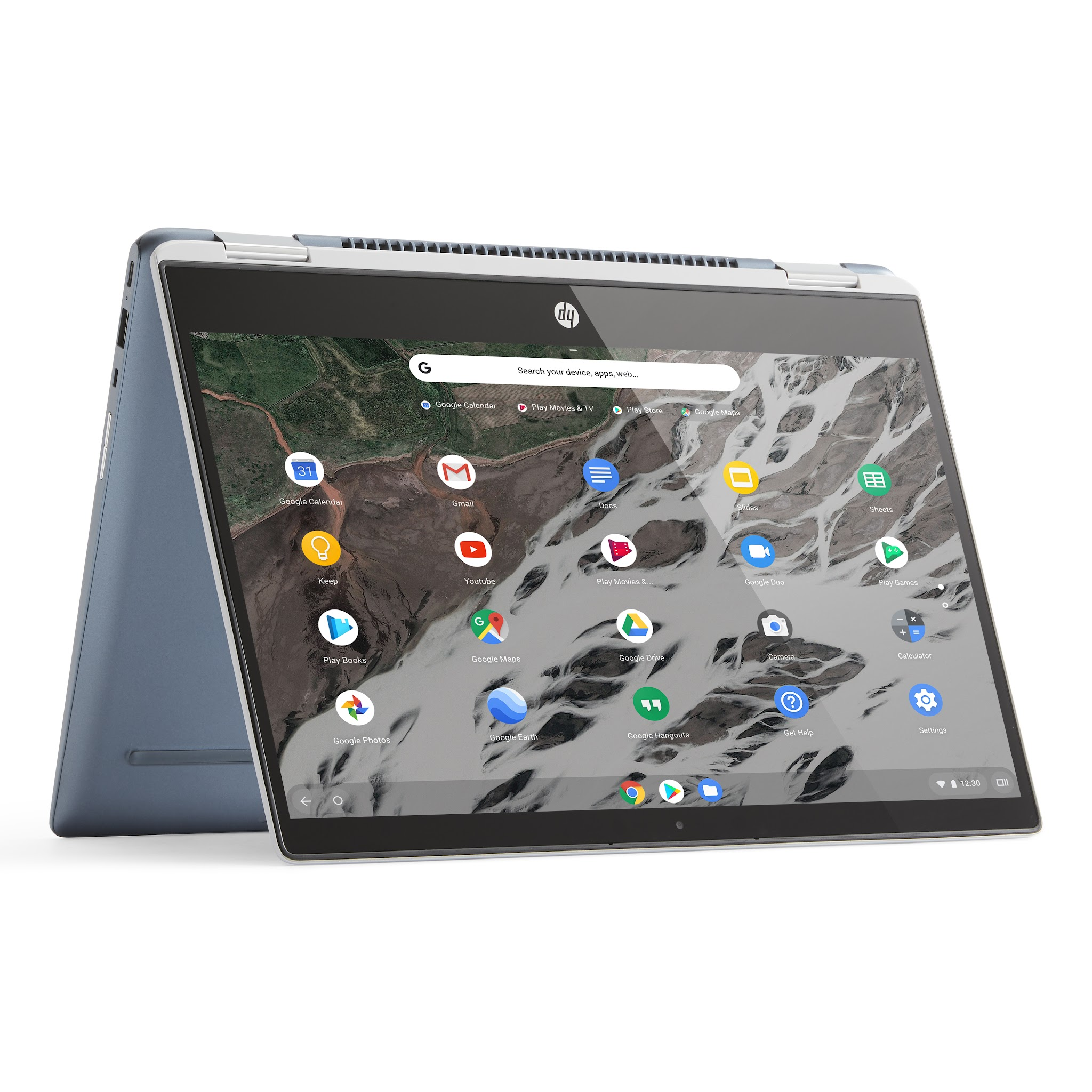 HP Chromebook x360 14 - photo 4