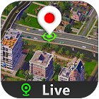 Live Street View GPS - Globale Live Earth Karte icon