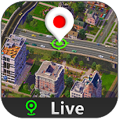 Live Street View GPS - Global Live Earth Map