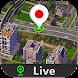 ライブストリートビューGPS - グローバルライブアースマップ