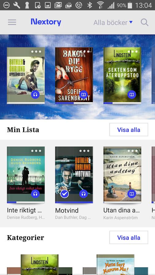 gratis e böcker android
