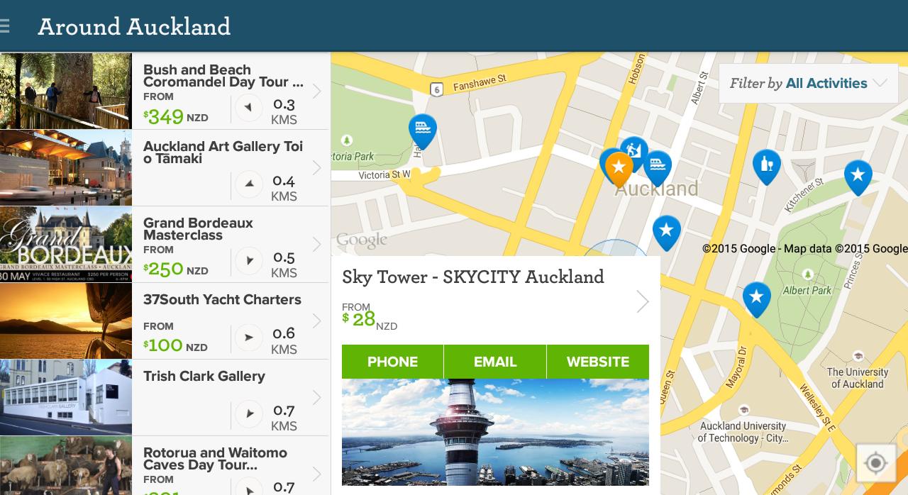 Essential New Zealand Travel - screenshot