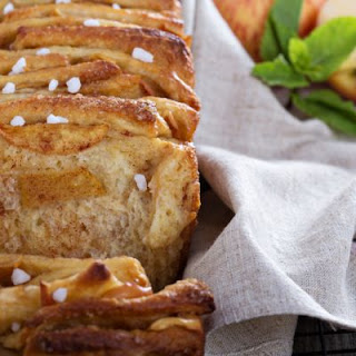 Gooey Apple Monkey Bread