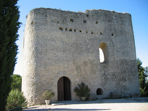 Photo: Tossa de Montbui: Castell