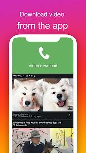 App Video Downloader for Social Media APK for Windows Phone