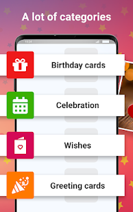 App Gify Gift: birthday cards, wishes and greetings APK for Windows Phone